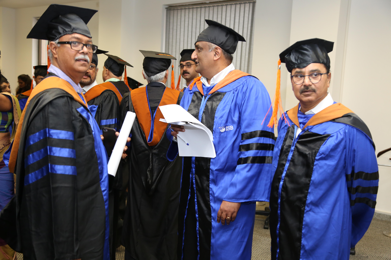 ISB Graduation